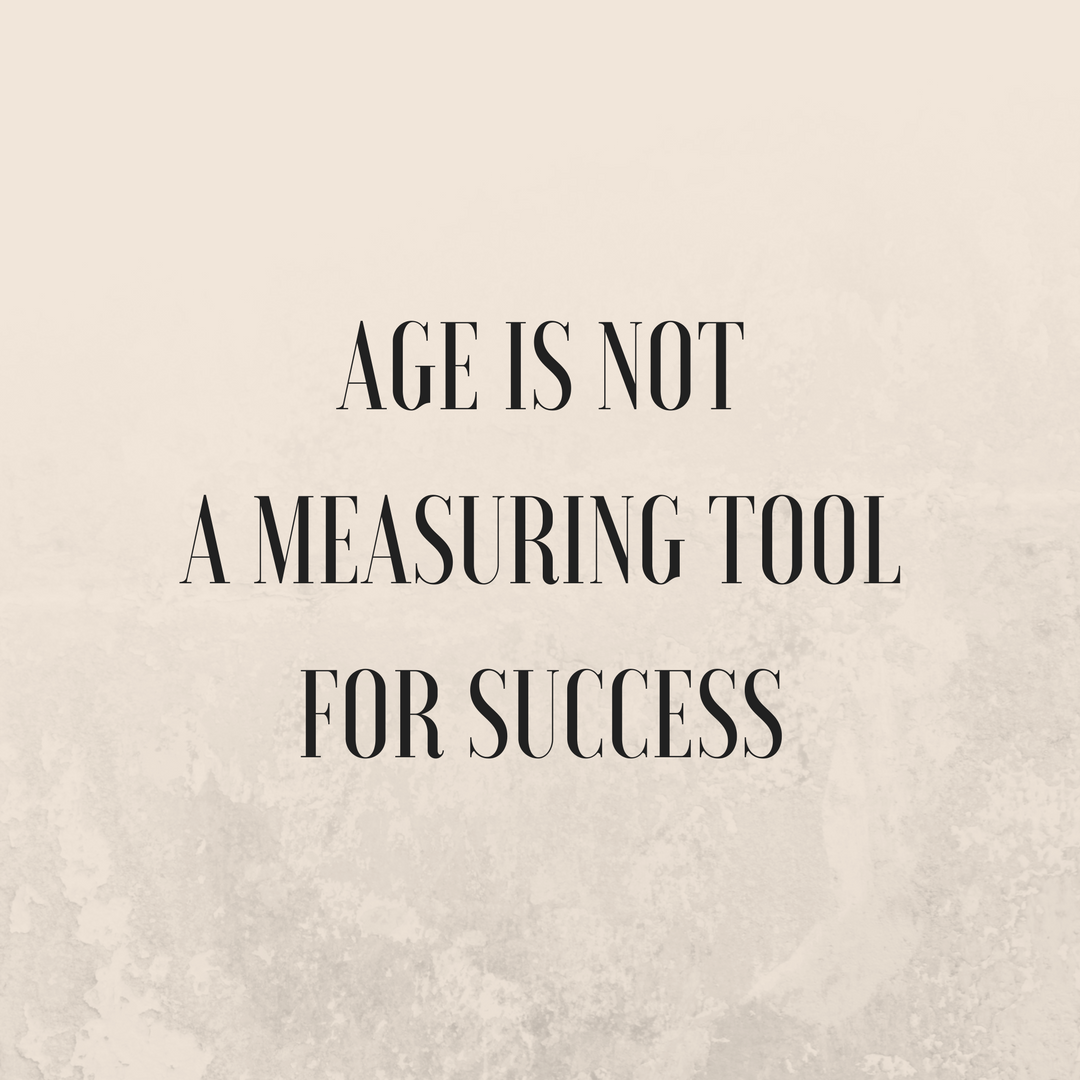 age is not